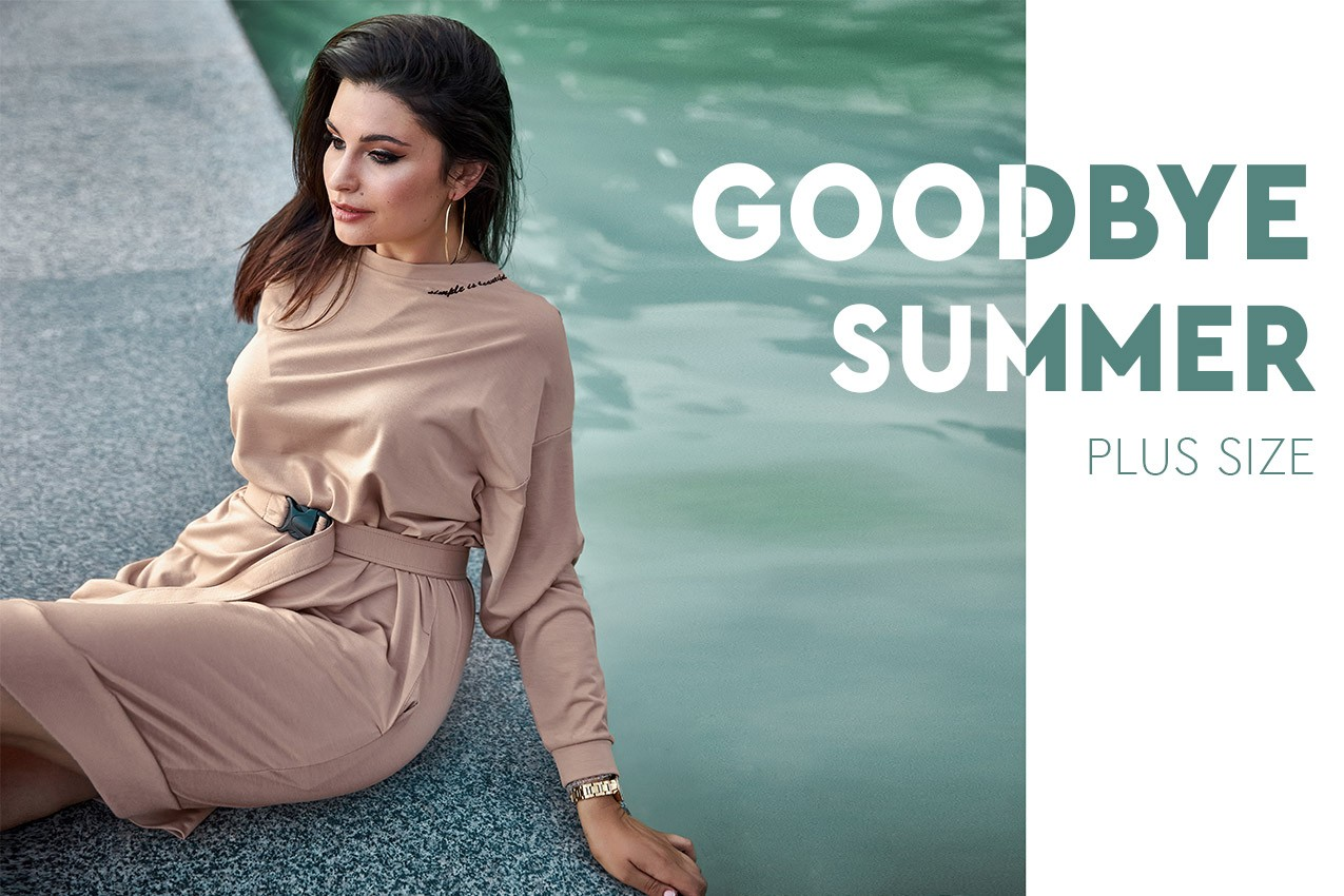 GOODBYE SUMMER (PLUS SIZE)