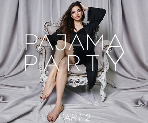 Pajama party (part 2) 2
